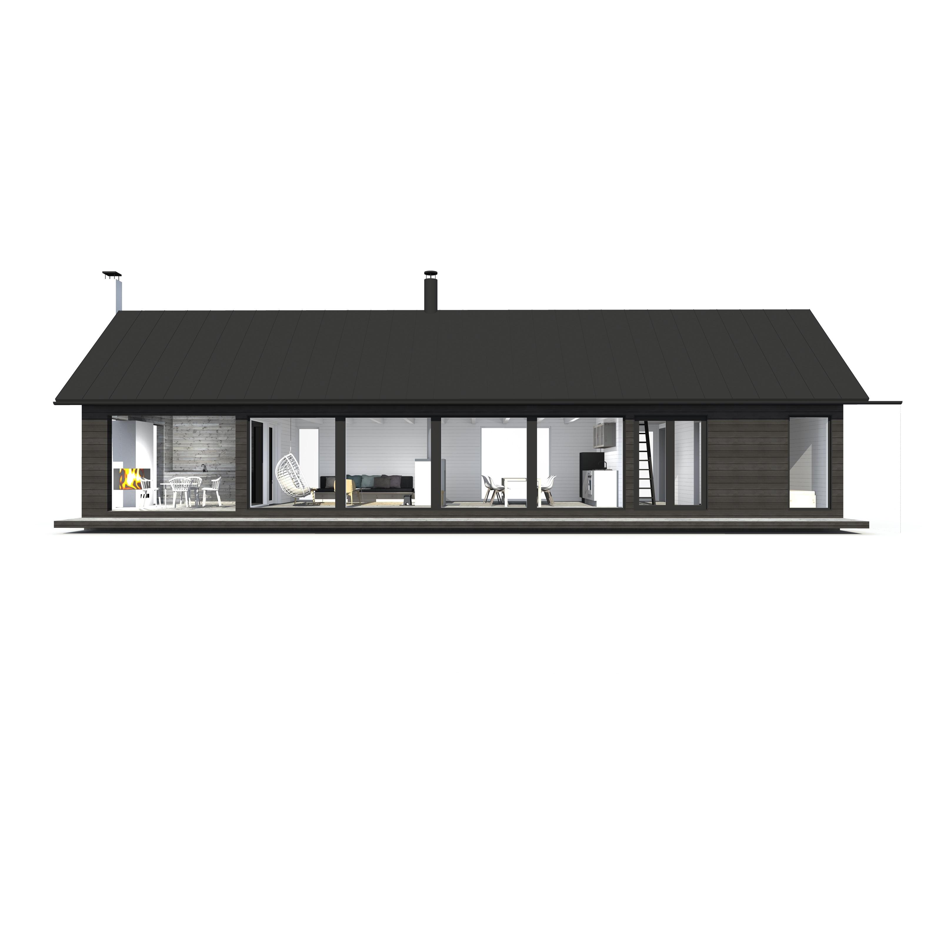 Linjakas talo S315
