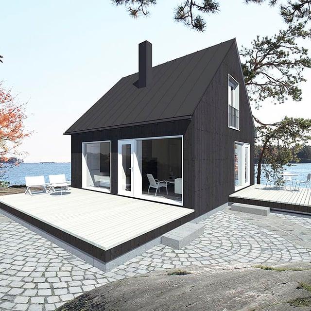 Sunhouse Saaristolaistalo S1