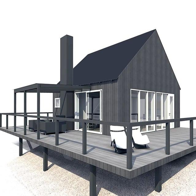Sunhouse Saaristolaistalo S2