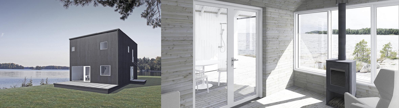 Sunhouse - modernit puutalot