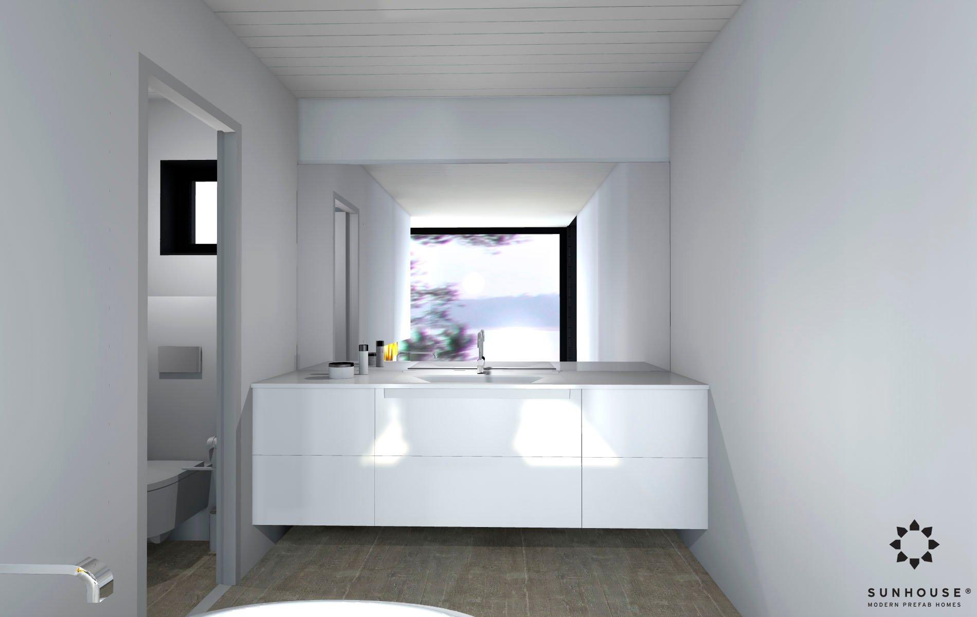 Sunhouse S1412 - Moderni vapaa-ajan asunto-12