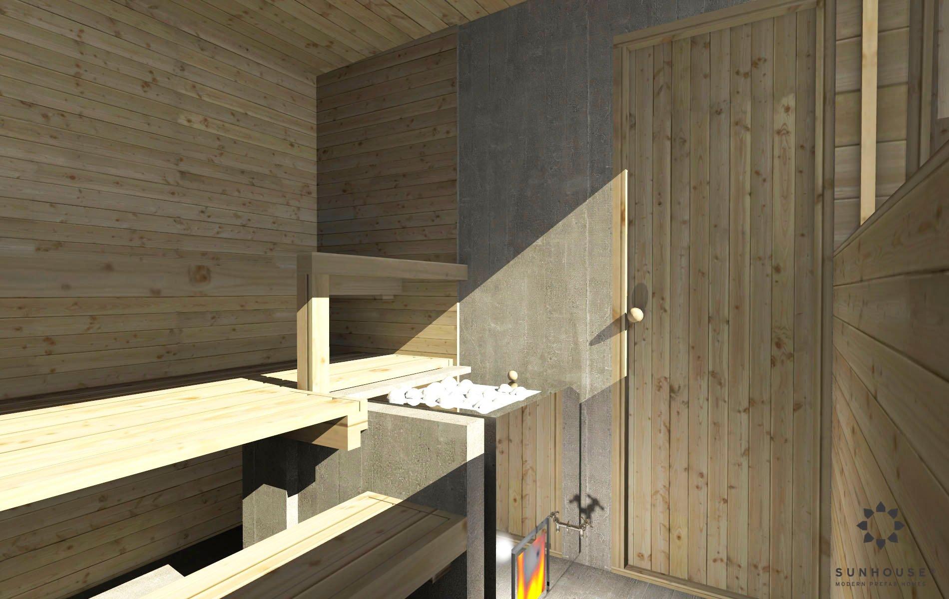 Sunhouse moderni huvila S1419_sisältä (1)