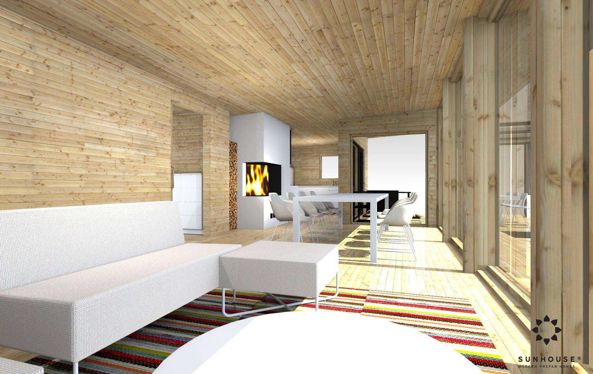 Sunhouse moderni huvila S1419_sisältä (2)