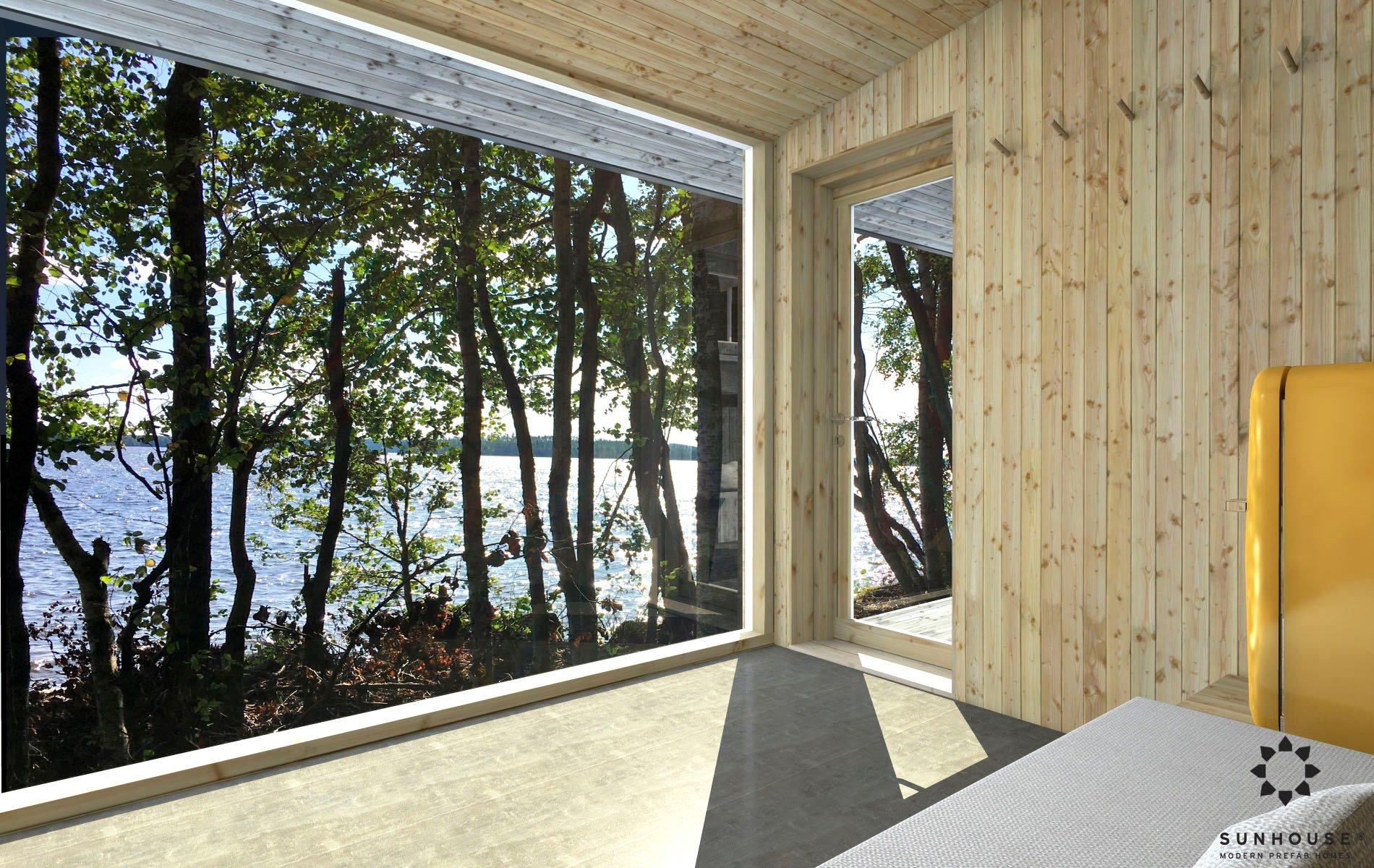 Sunhouse moderni sauna S1722_sisältä (1)
