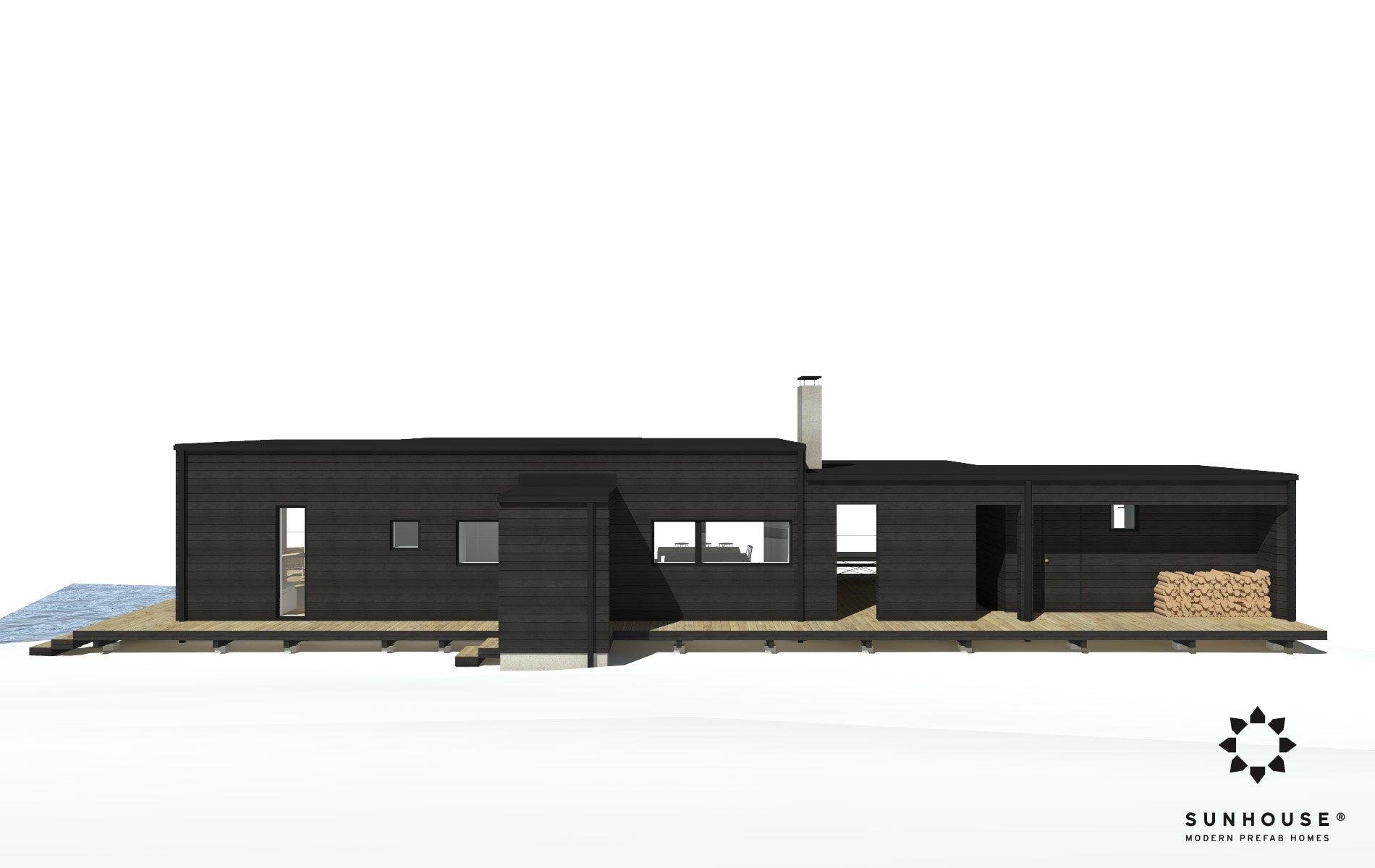 Moderni rinnetalo S190163