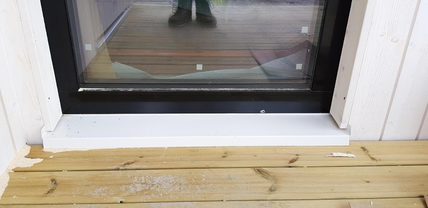 Ikkunapellit ja ovien kynnyspellit mittoihin leikattuna-1