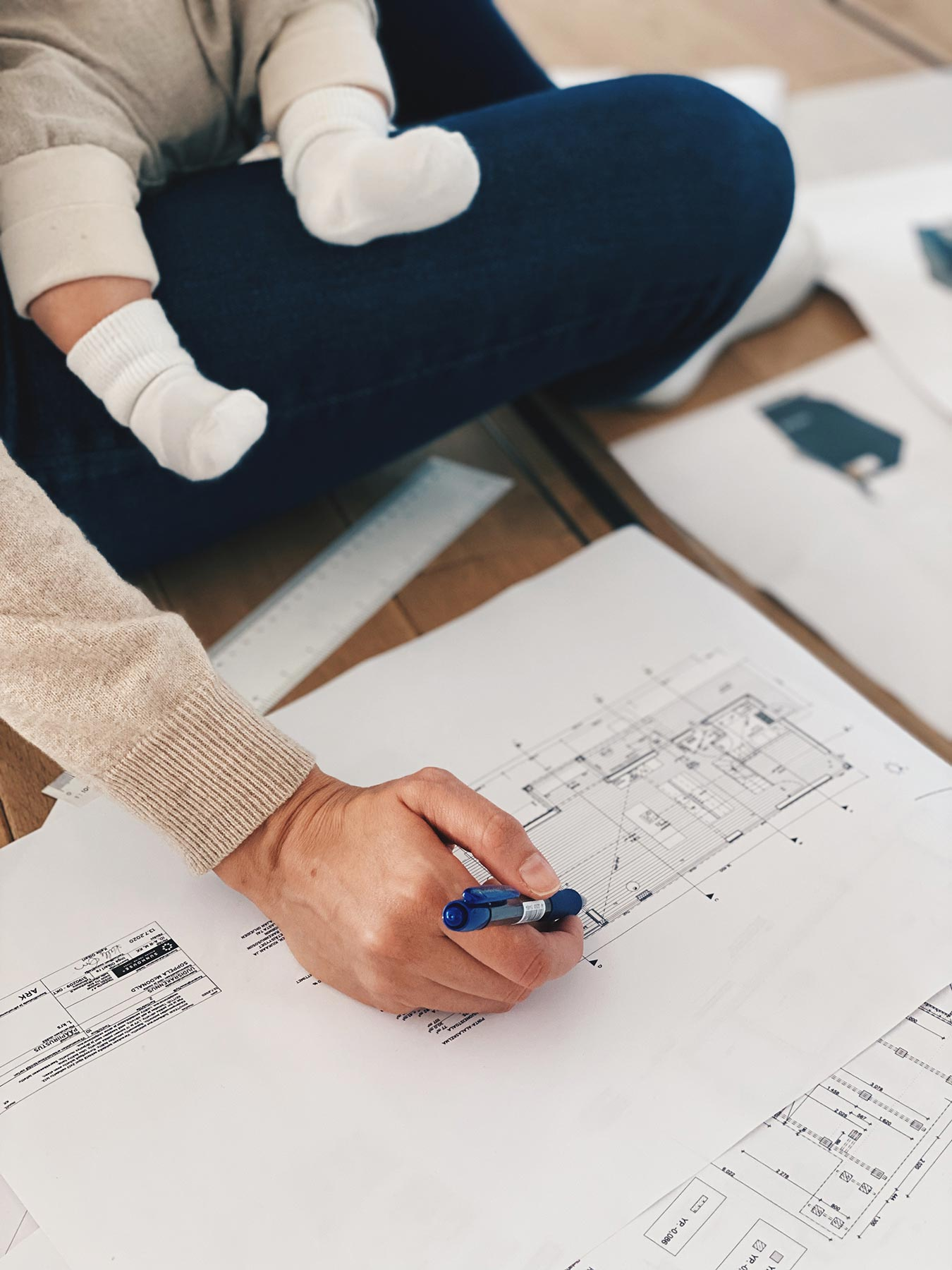 Planning a house build