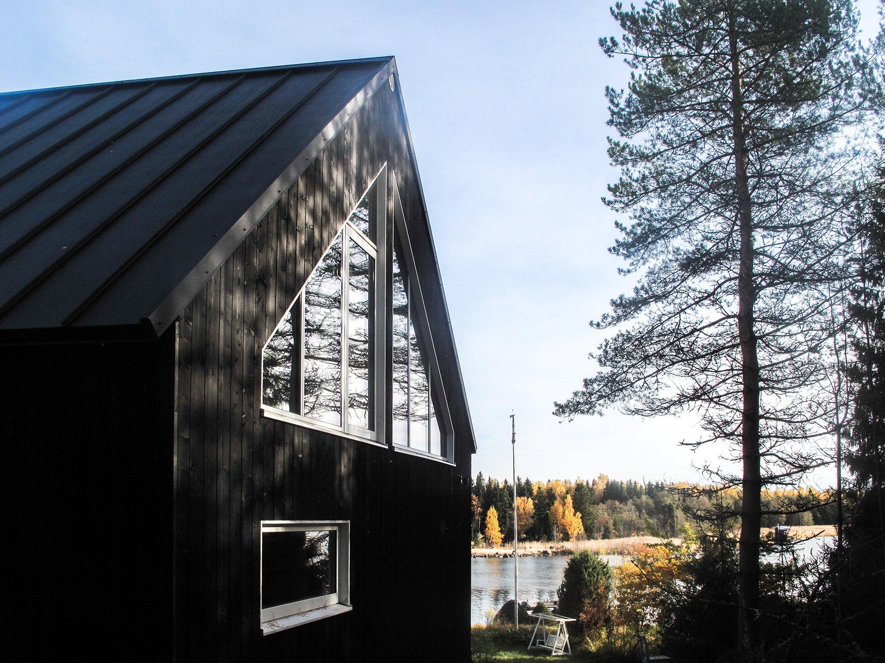 Saaristolaistalo Vaasassa