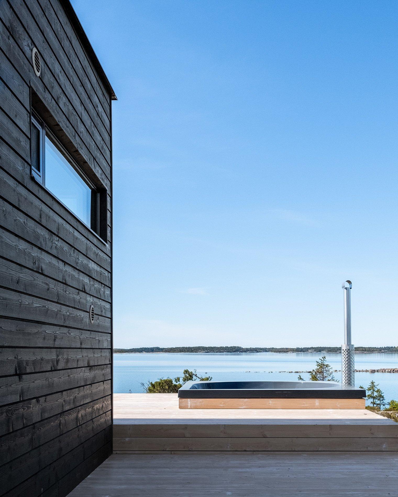 Vapaa-ajan asunto Turun saaristossa