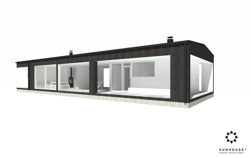 Linjakas talo S280