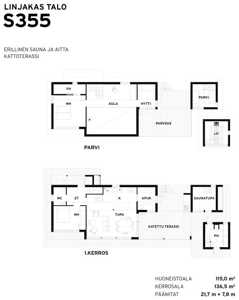 Sunhouse-Linjakas-talo-S355-pohjakuva