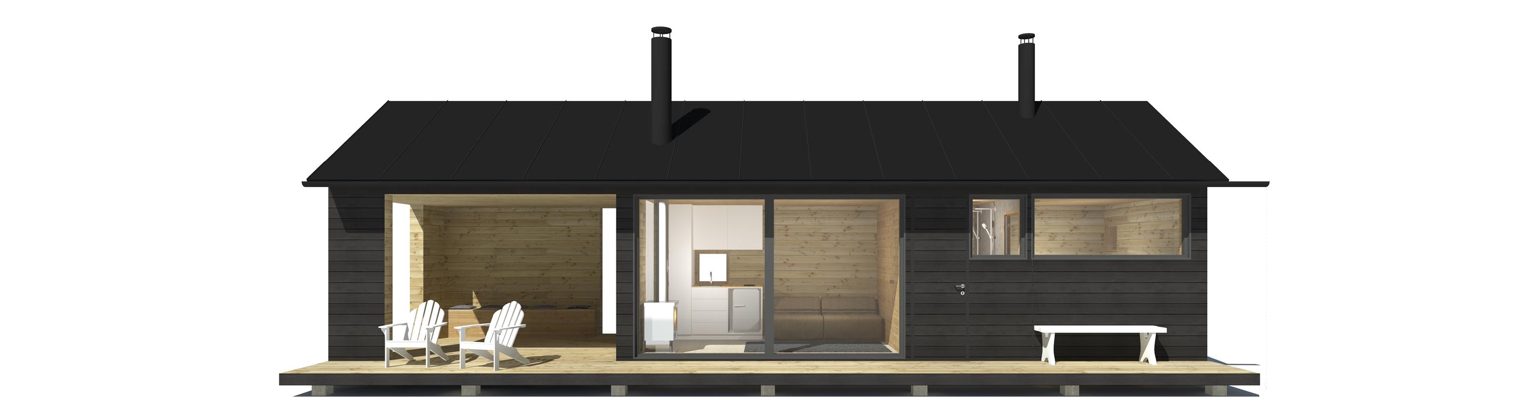 Sunhouse Sauna F