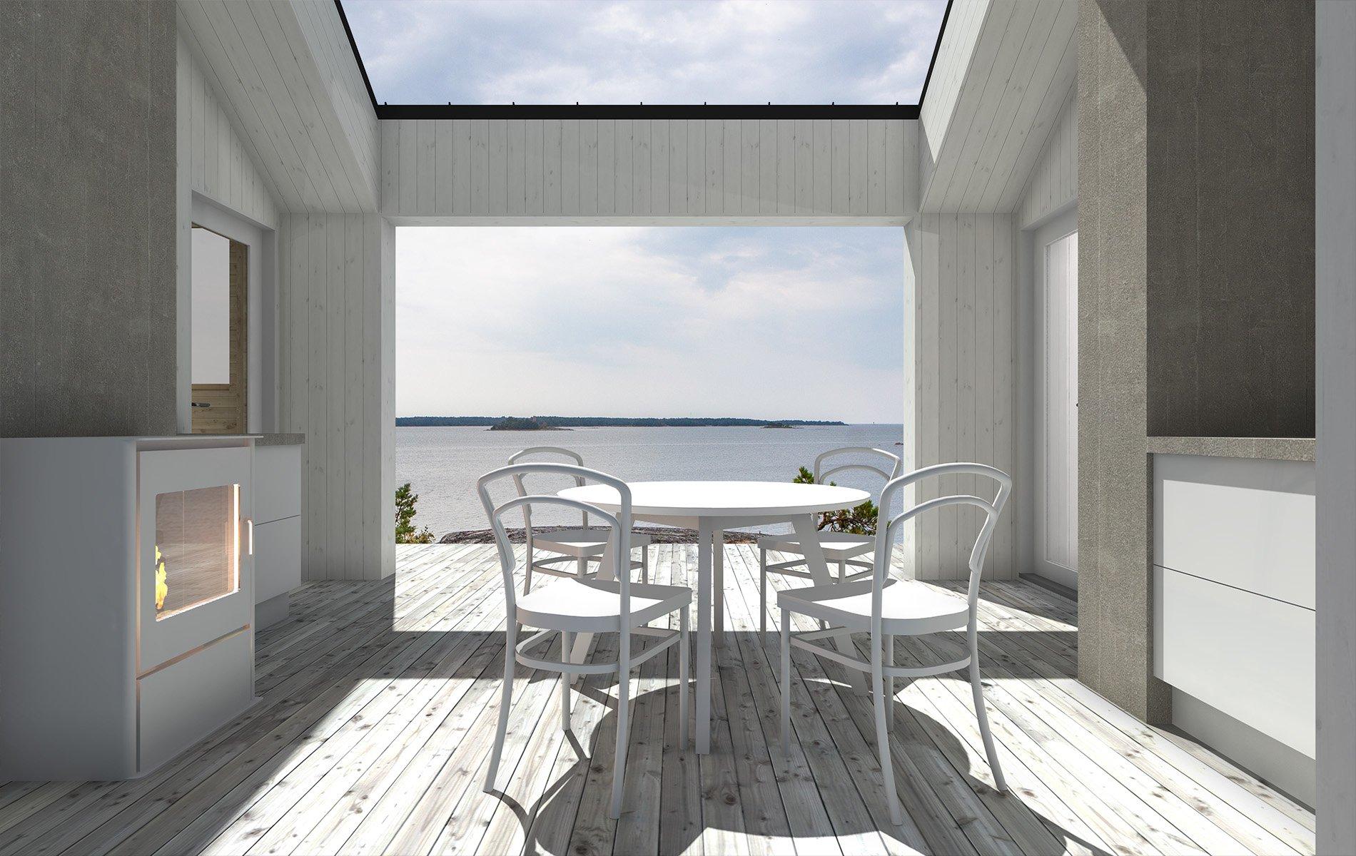 Sunhouse Sauna XS1