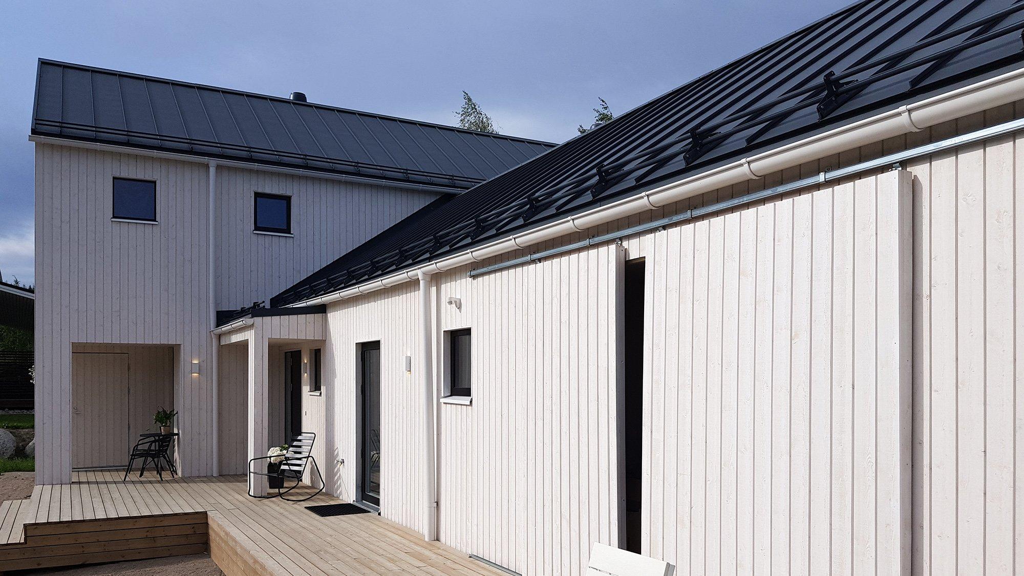 Sunhouse-taloesittely