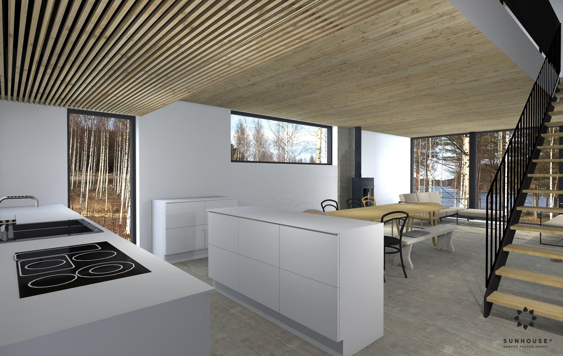 LVI-suunnittelu - Arkkitehdin suunnittelema koti