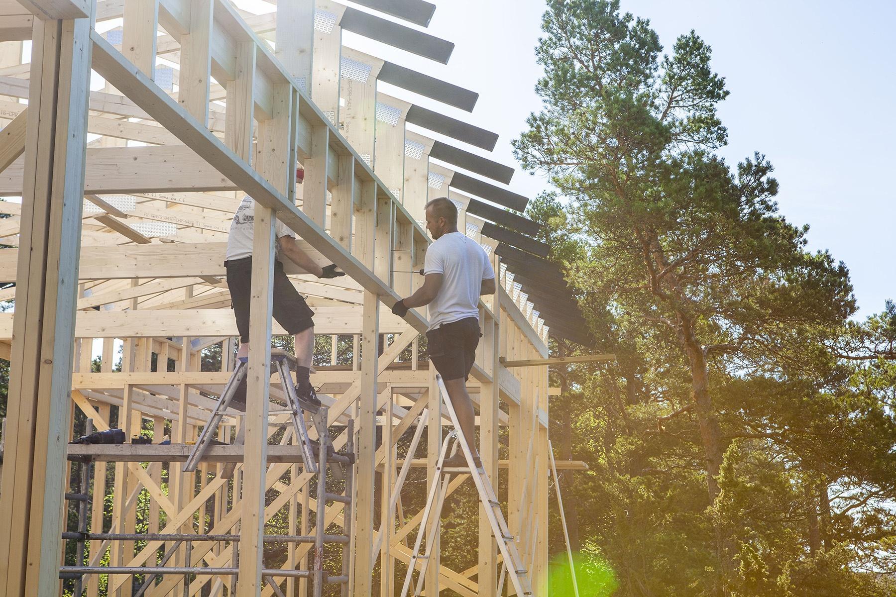 Neljä tapaa, joilla varmistat rakennuksen ekologisuuden