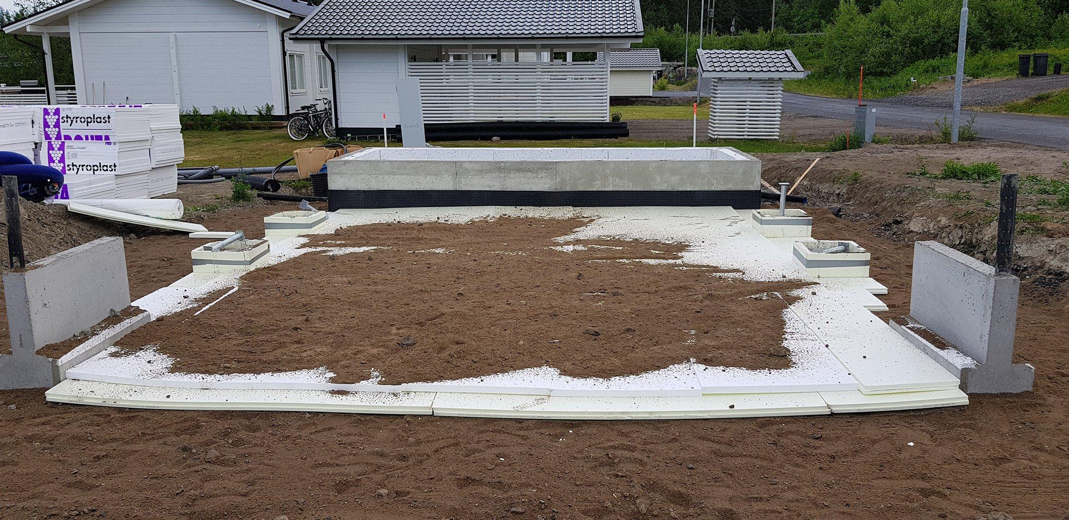 Omakotitalon rakentaminen-perustukset (3)