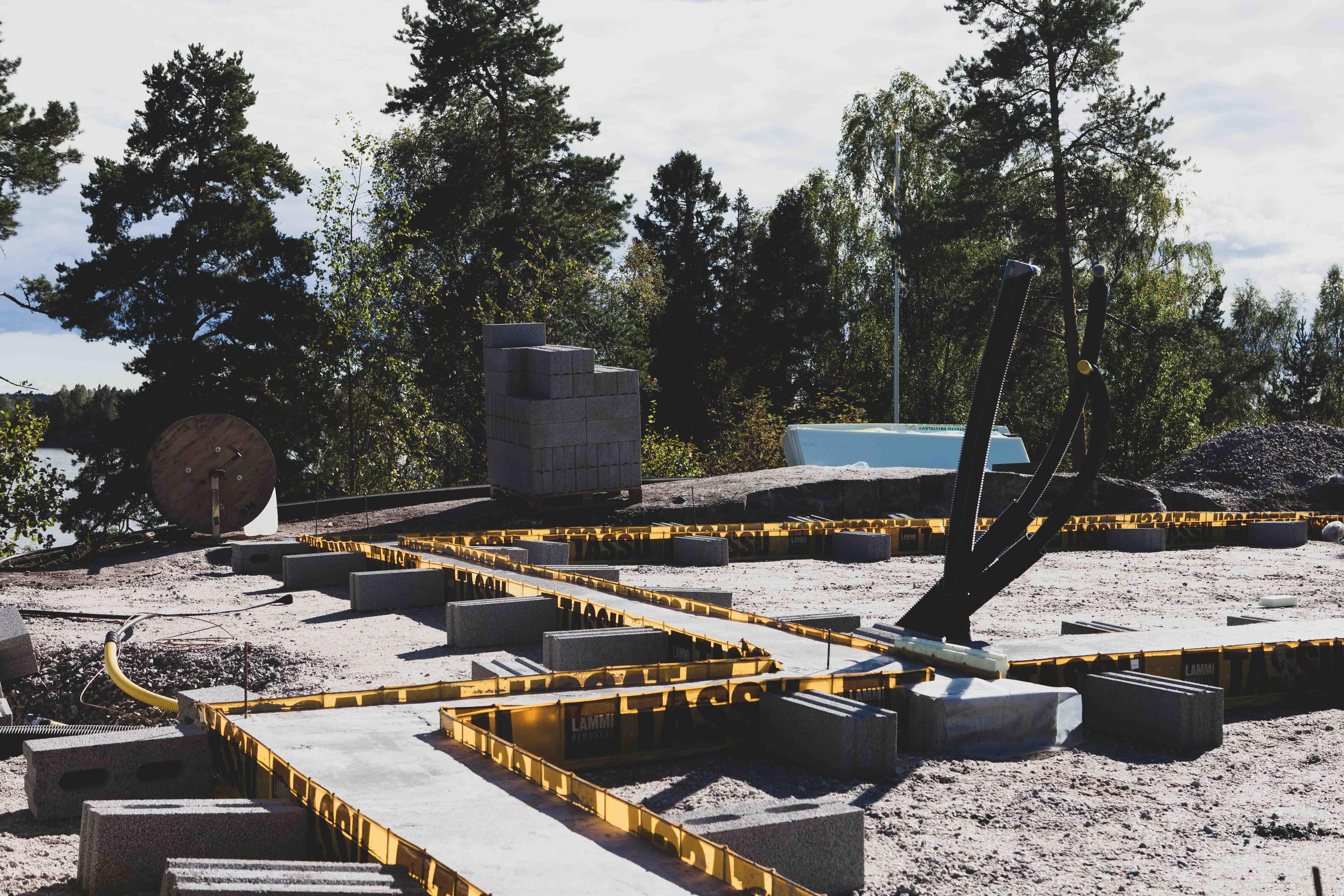 Omakotitalon-rakentaminen-perustukset