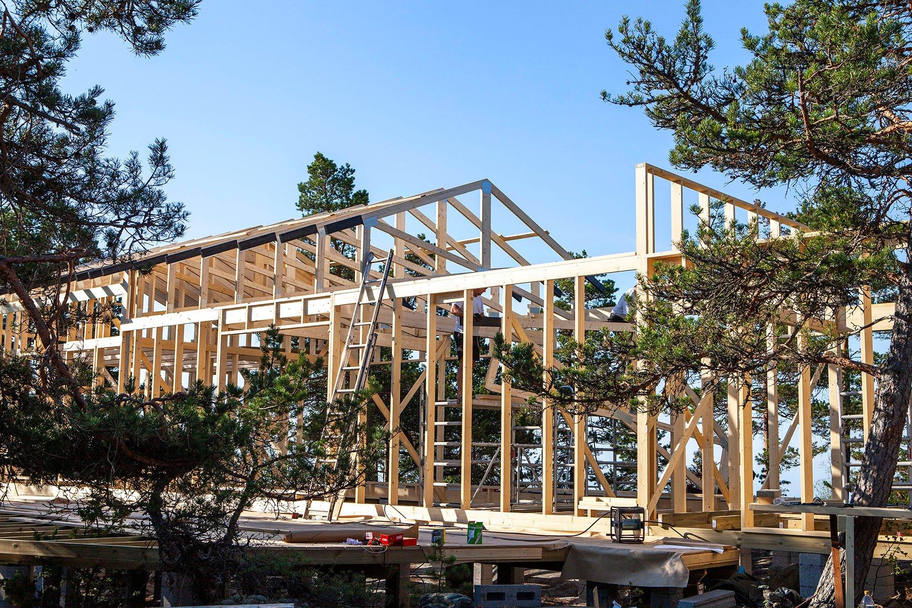 Milloin rakennusprojekti kannattaa aloittaa?