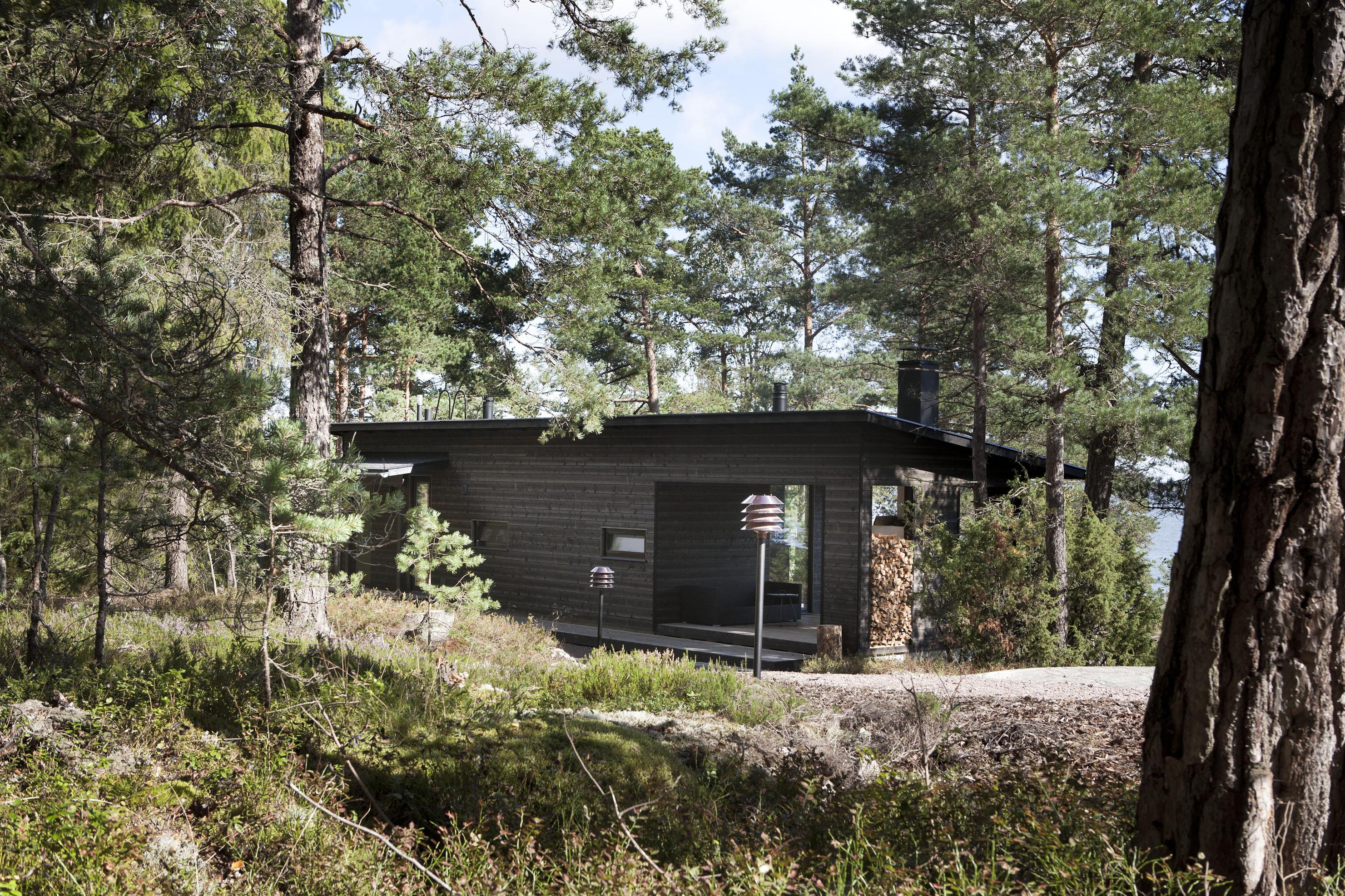 linjakas sauna Kirkkonummella