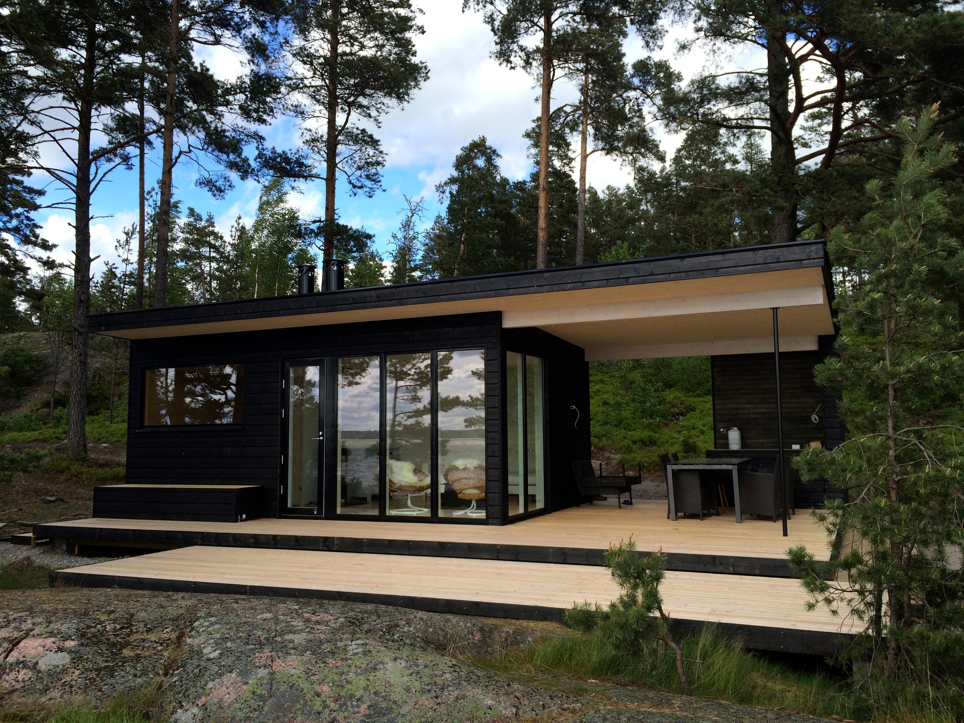 Moderni sauna Sunhouse