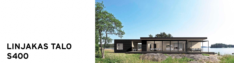 Sunhouse Linjakas talo S400