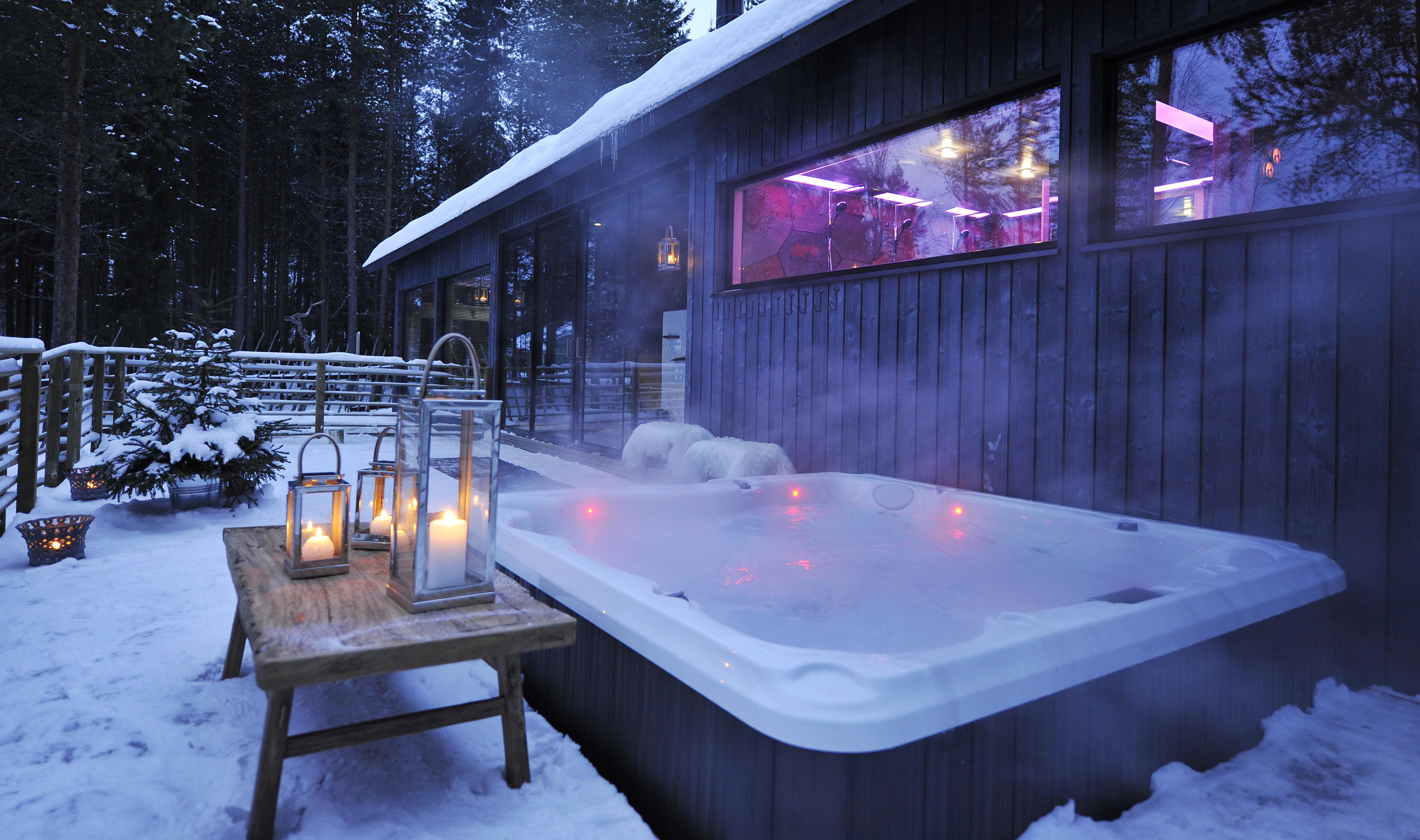 yksilöllinen sauna Kiekerönmaalla