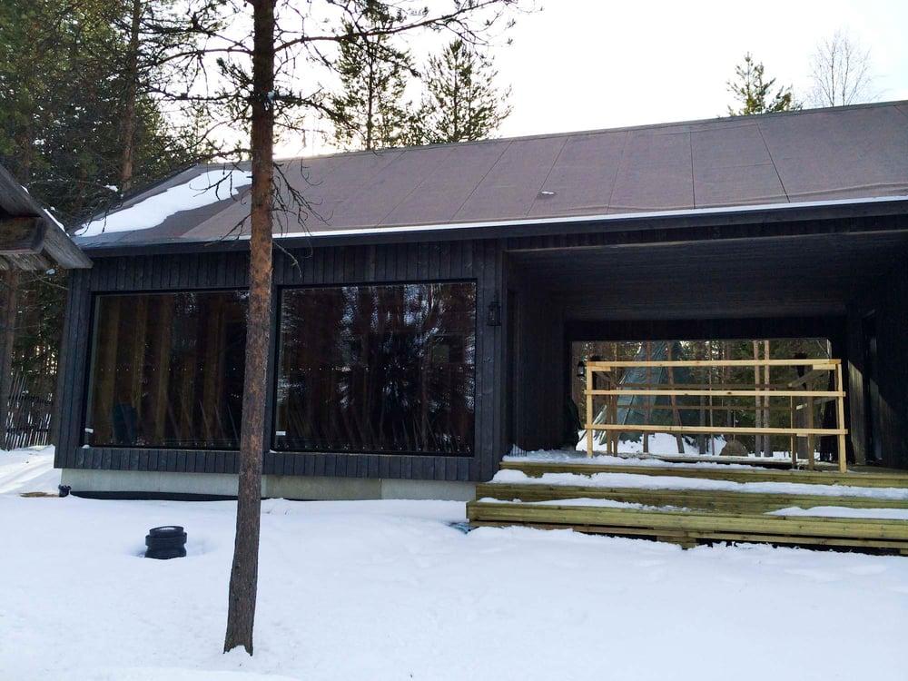 Sunhouse asiakkaat kertovat - Tilaussauna Kuusamossa