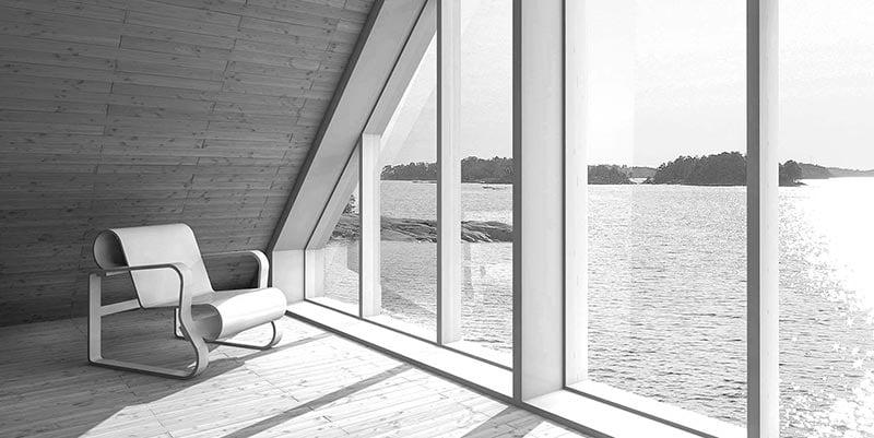 Arkkitehtisuunnittelu - Sunhouse