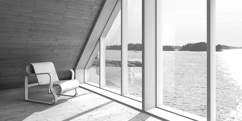Arkkitehtisuunnittelu-Sunhouse