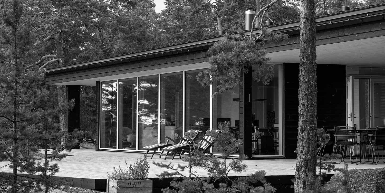 Sunhouse - Moderni huvila