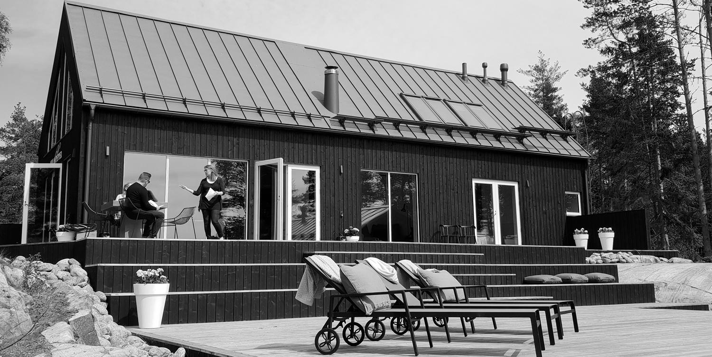 Kuvakooste - Taloesittely Raaseporissa