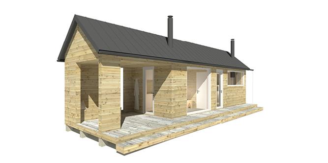 Sunhouse Sauna K